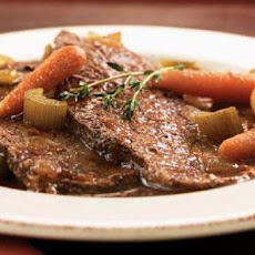 Weight Watchers Spicy Pot Roast