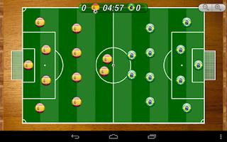 Screenshot of Button Football (Soccer)
