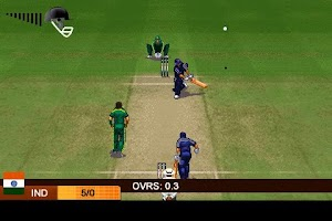 Screenshot of India vs Pakistan 2013