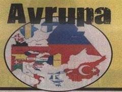 AVRUPA TURKIYE KURDISTAN