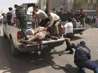 Kirkuk-Kurdistan Suicide Explosion kerkuk itc turkey iraq (3)