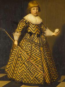 RIJKS: Wybrand de Geest: painting 1631