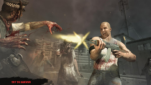 Zombie Defense: Adrenaline - screenshot