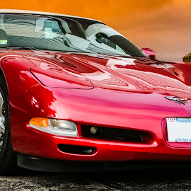 Chevrolet Corvette by Cary Chu - Transportation Automobiles (  )