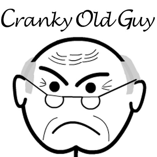 Cranky Old Guy LOGO-APP點子