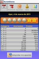 Screenshot of LotoApuestas Spanish Lottery