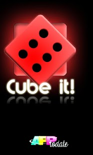 Cube it! - screenshot