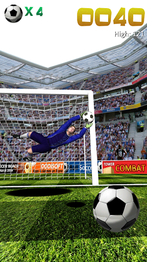 Ball Soccer (Flick Football) - screenshot