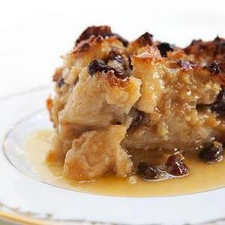 Southern Bread Pudding with Hard Sauce