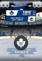 Screenshot of NHL 2014 Live Wallpaper