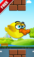 Screenshot of Flappy Duck