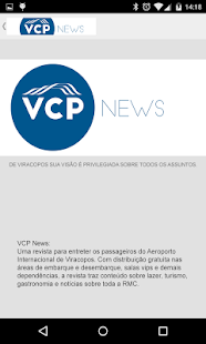 Vcp News - screenshot