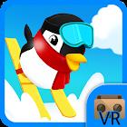 VR SkiJump Lite,cardboard 1.6