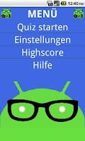 Screenshot of Allgemeinwissen - Quiz