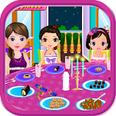 Free Download Birthday party girl games APK for Samsung