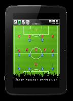 Screenshot of TMT Free: Soccer Coach