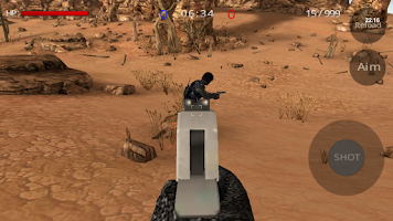 Screenshot of Multiplay FPS- Commando Strike