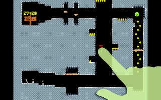 Screenshot of Irritation Stickman