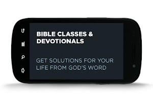 Screenshot of Bible Classes & Devotionals