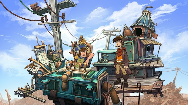 Deponia heading to the PS3 this summer
