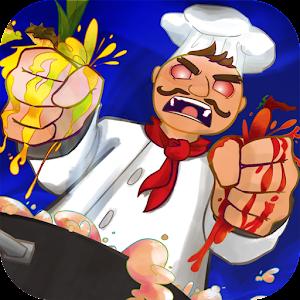 Cover art Cook, Serve, Delicious!