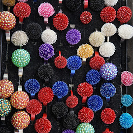 Street Fair Baubles by Marilyn Casson - Artistic Objects Jewelry