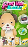 Screenshot of Baby Pet Vet Doctor