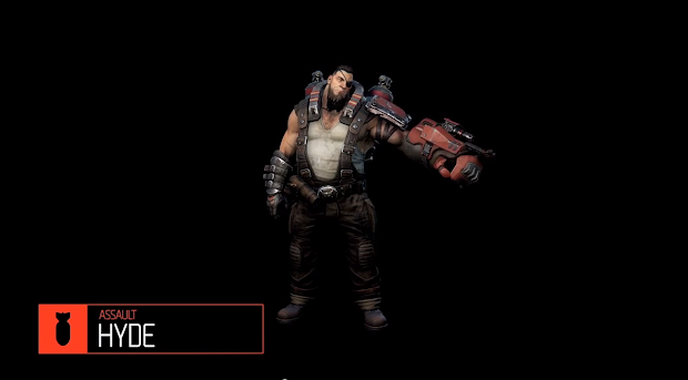 Inside Evolve's Hunters Part Two