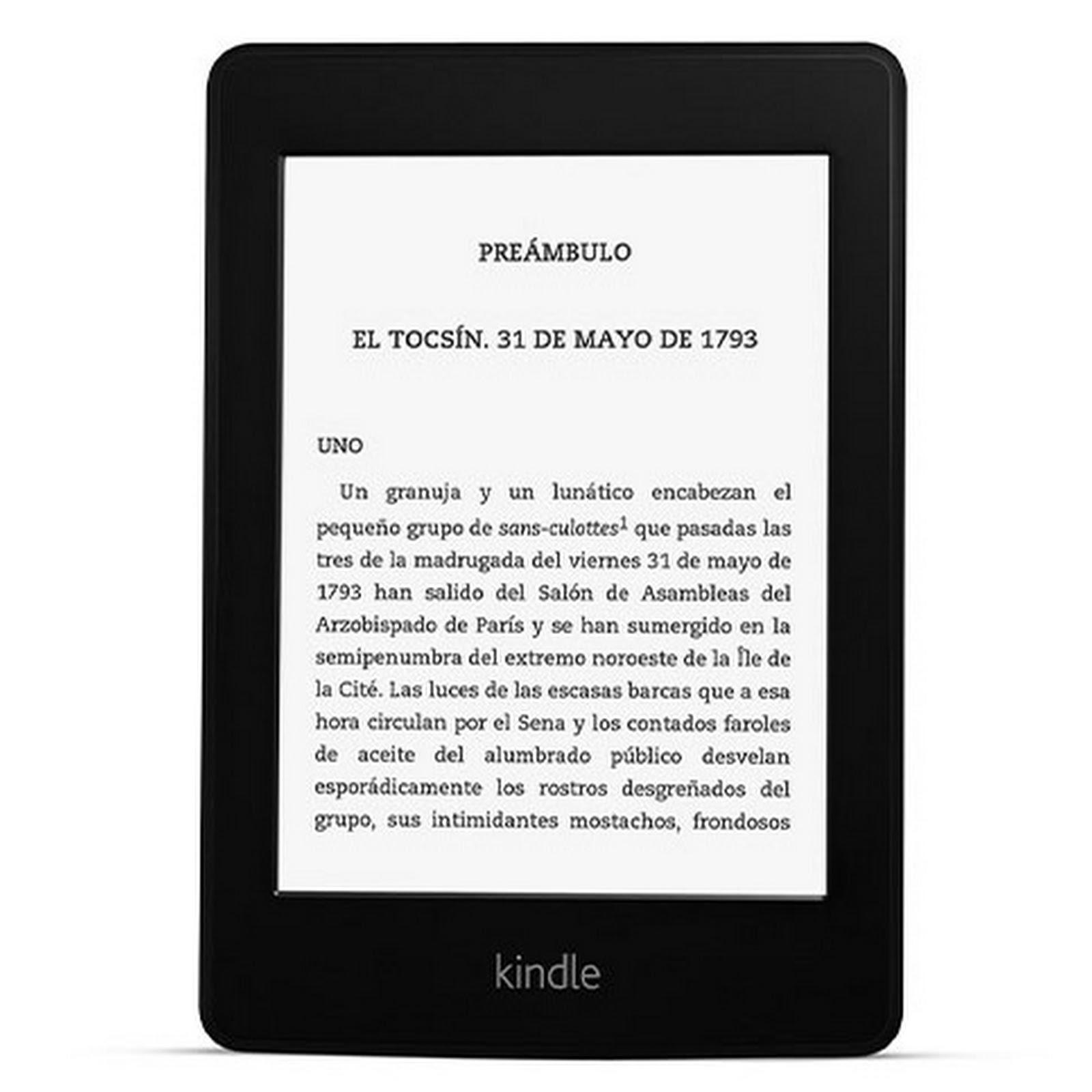 Los lectores de ebooks más vendidos