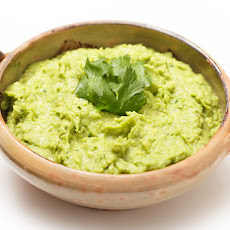 The Best Basic Guacamole
