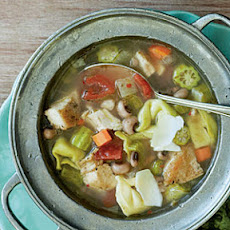 Southern Italian Chicken Soup