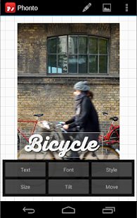App Phonto - Text on Photos APK for Windows Phone