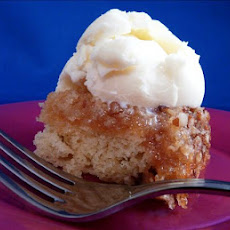 Maple Syrup Pudding Cake