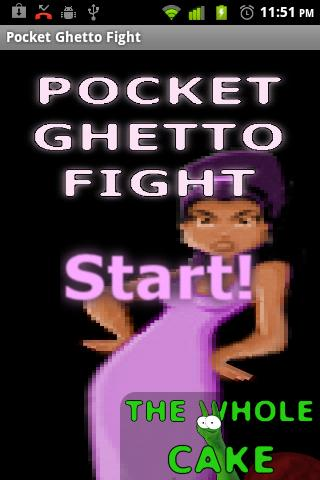 Pocket Ghetto Fight
