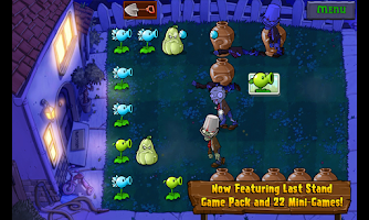 Screenshot of Plants vs. Zombies™