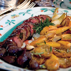 Arrosto Di Cervo Recipe