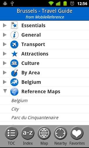 Belgium - Travel Guide