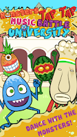 Screenshot of Monsters Tap Music University