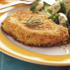 Crusted Pork Chops