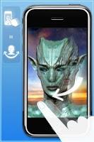 Screenshot of AlienAvatar