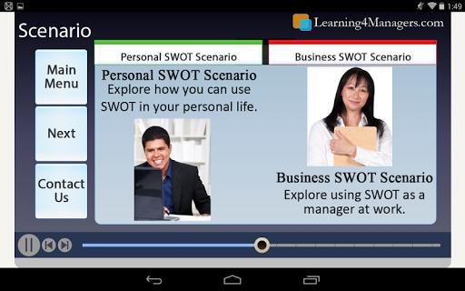 SWOT Analysis HD - screenshot