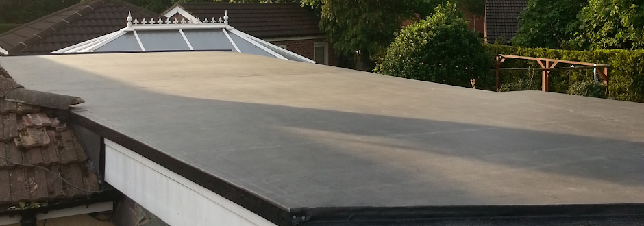 EPDM Rubber Roofs Roofers Liverpool