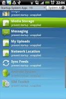 Screenshot of Startup Cleaner Pro