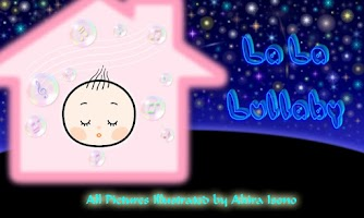 Screenshot of La La Lullaby