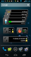 Screenshot of FitIt Pro for FitBit®
