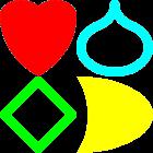 Shape Widget Free icon