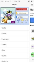 Screenshot of HabitRPG