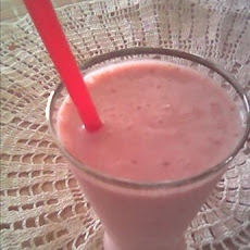 Raspberry - Mango Smoothie
