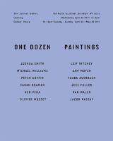 One Dozen Paintings