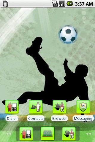 Soccer [SQTheme] for ADW